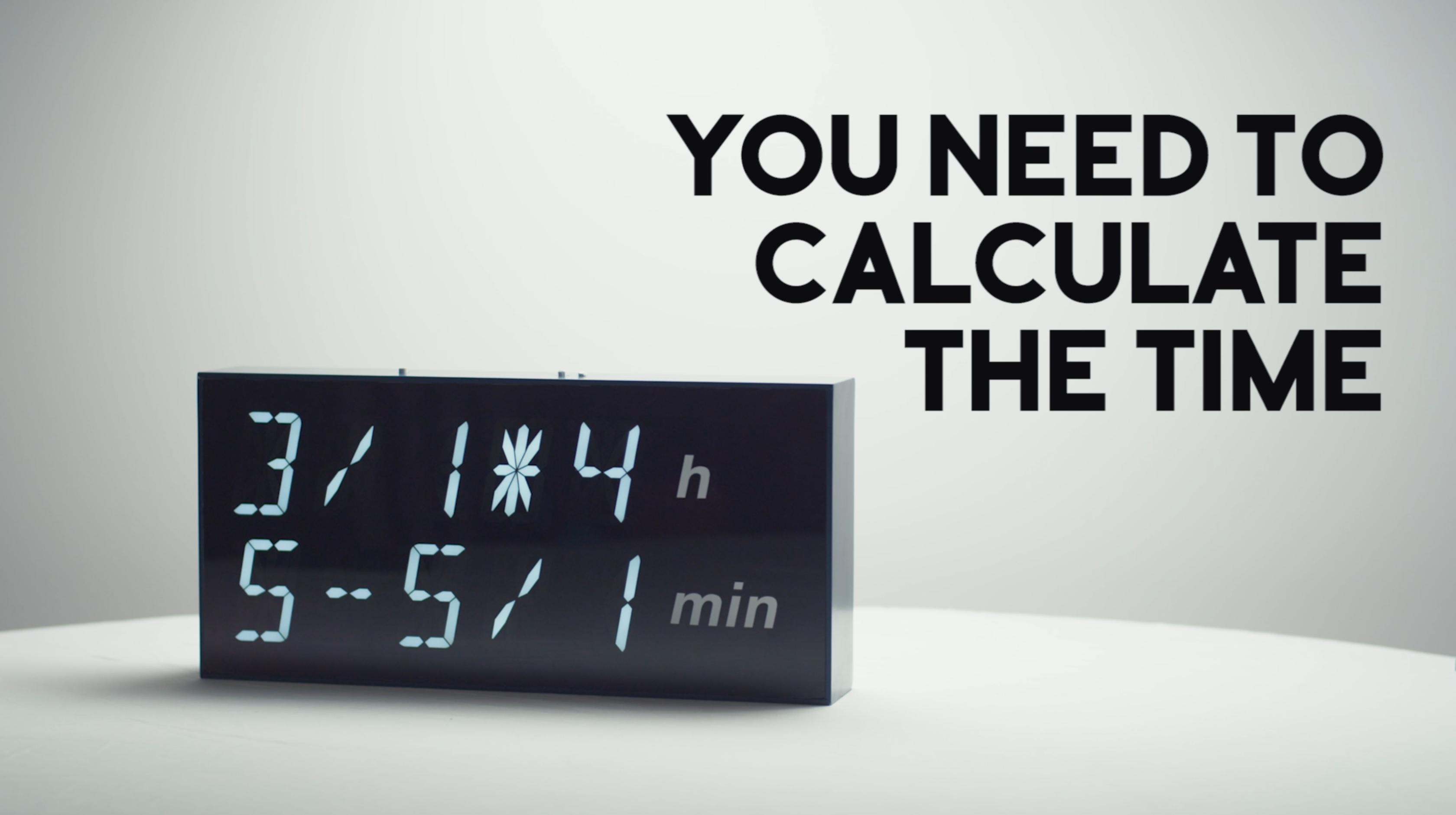 video crowdfunding de start up Albert Clock