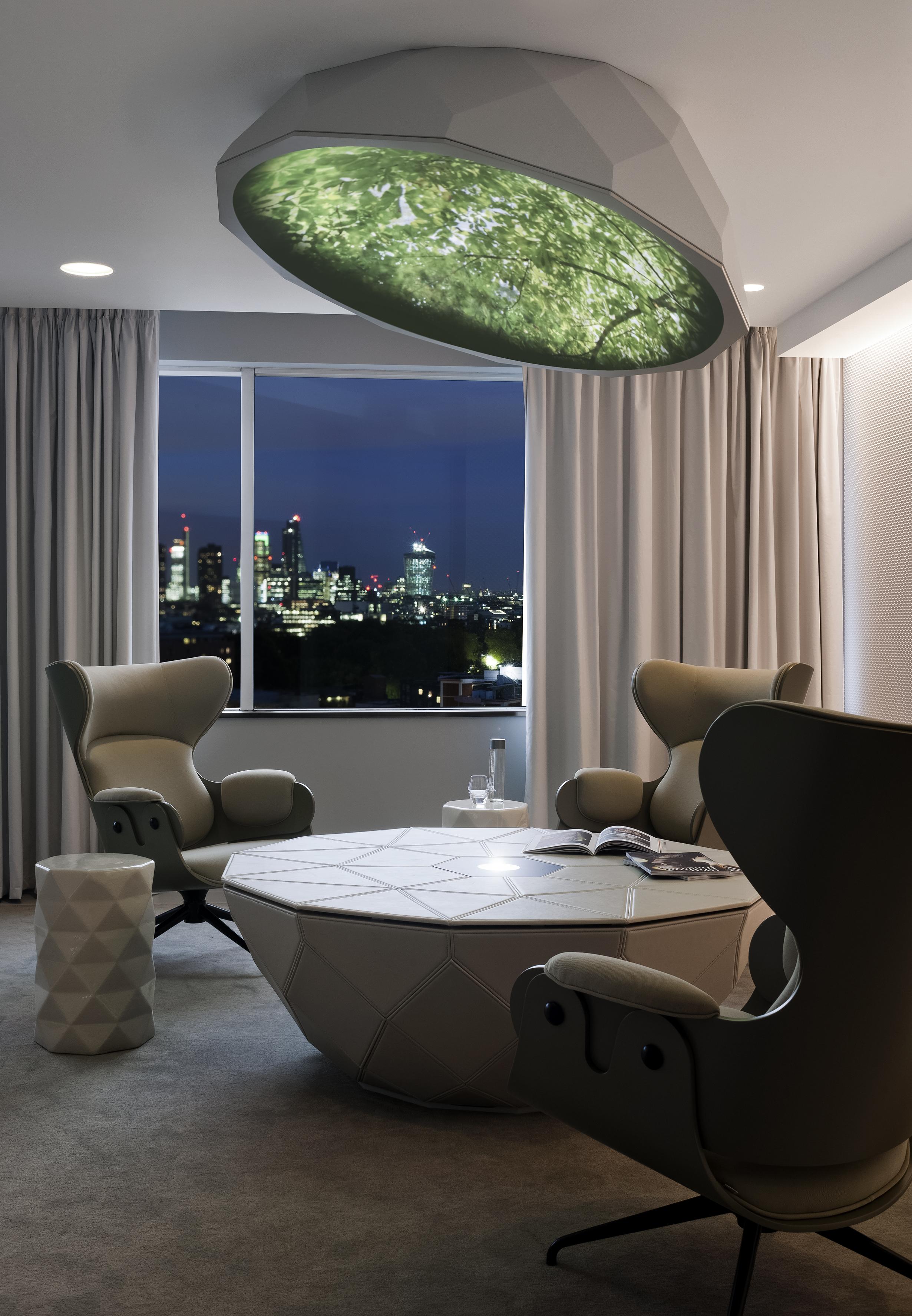 installation audiovisuelle pour hotel haut de gamme