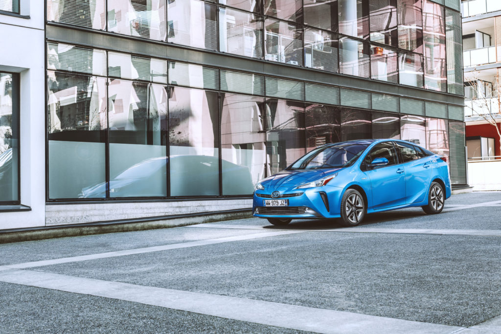 shooting photo toyota prius production imagista lyon