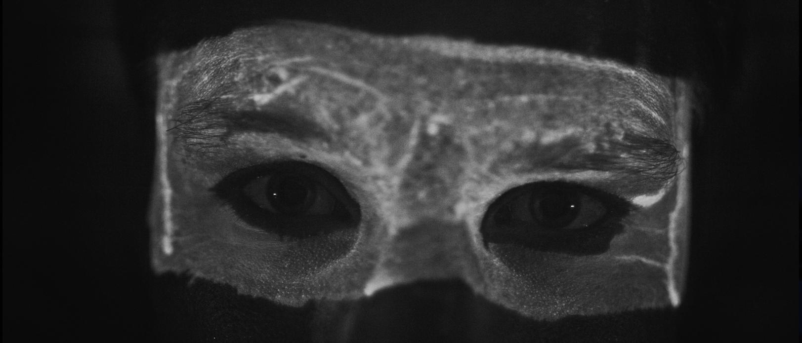portrait dark noir et blanc video de concert