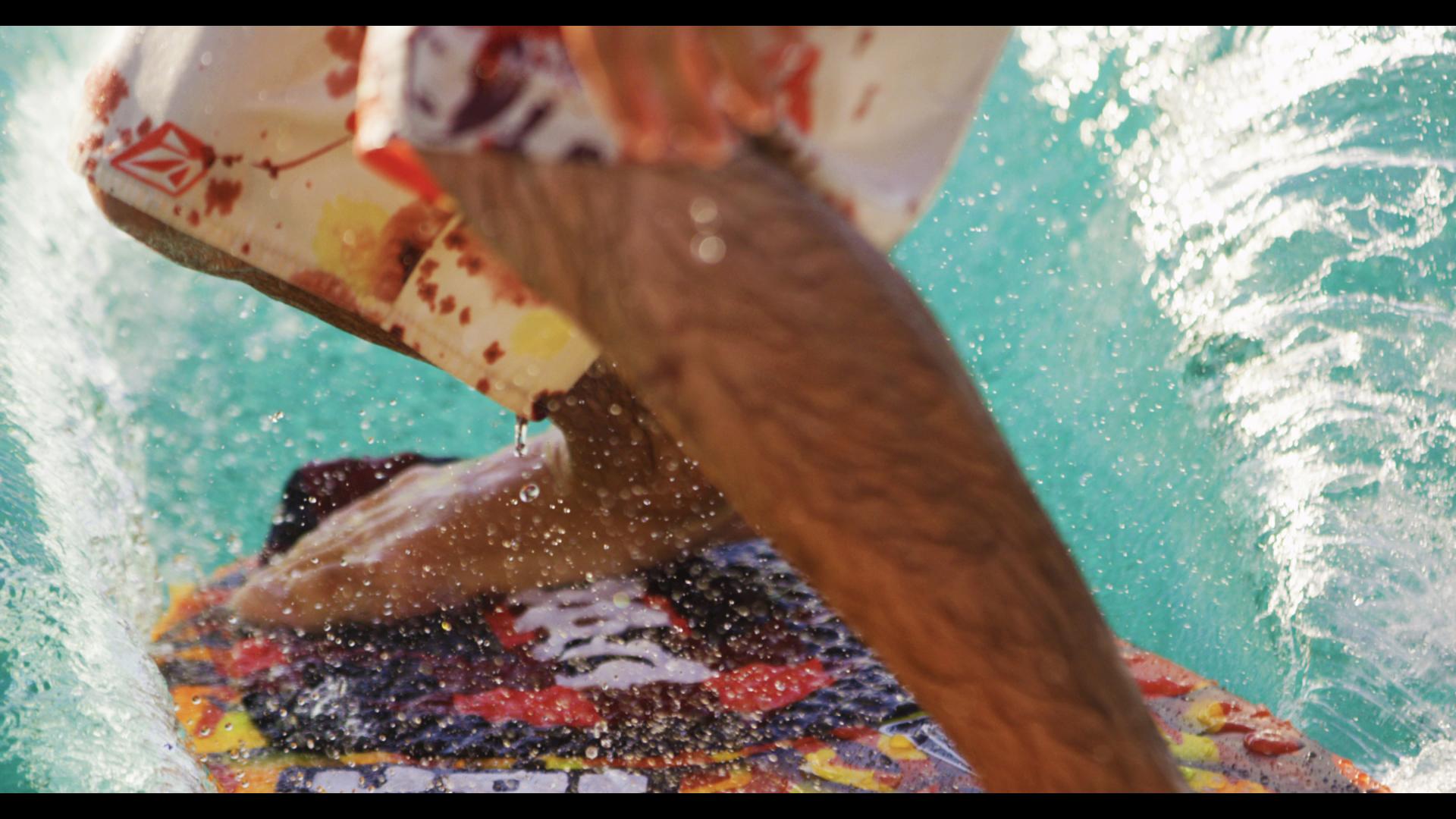 Surf en savoie pour film la clusaz tourisme été